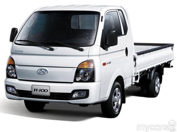 Hyundai Trucks H100 2013 Price & Spec