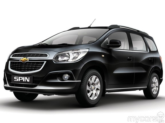 Chevrolet Spin Vs Ford Ecosport