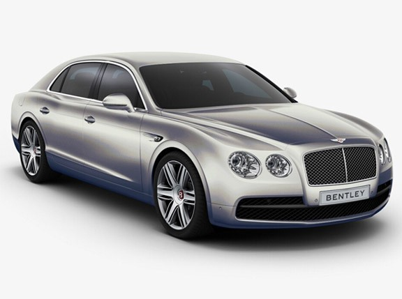 New Bentley Flying Spur To Have A Rather Familiar Hood Ornament