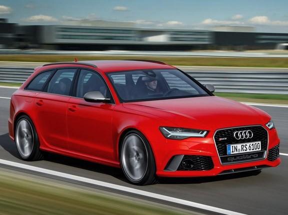 Audi Rs6 2018