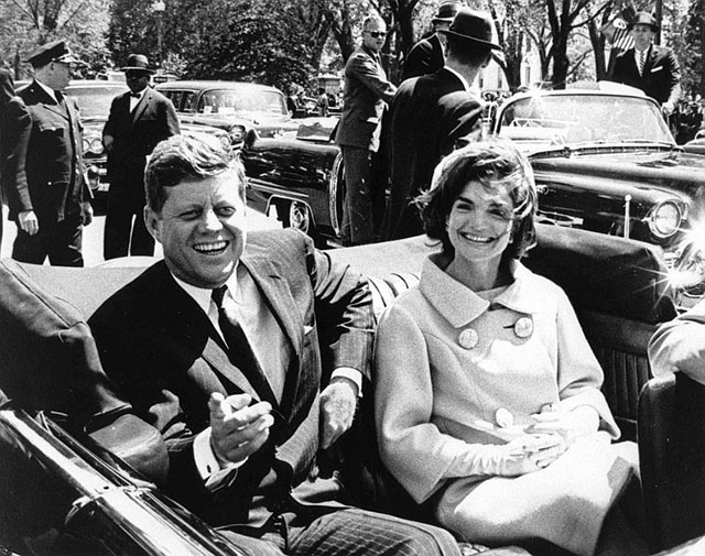 Jackie Kennedy's Rumored Romances After JFK's Death