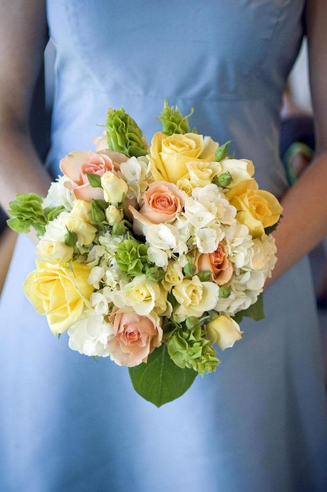 Букетик свидетельницы, цветы рязанский