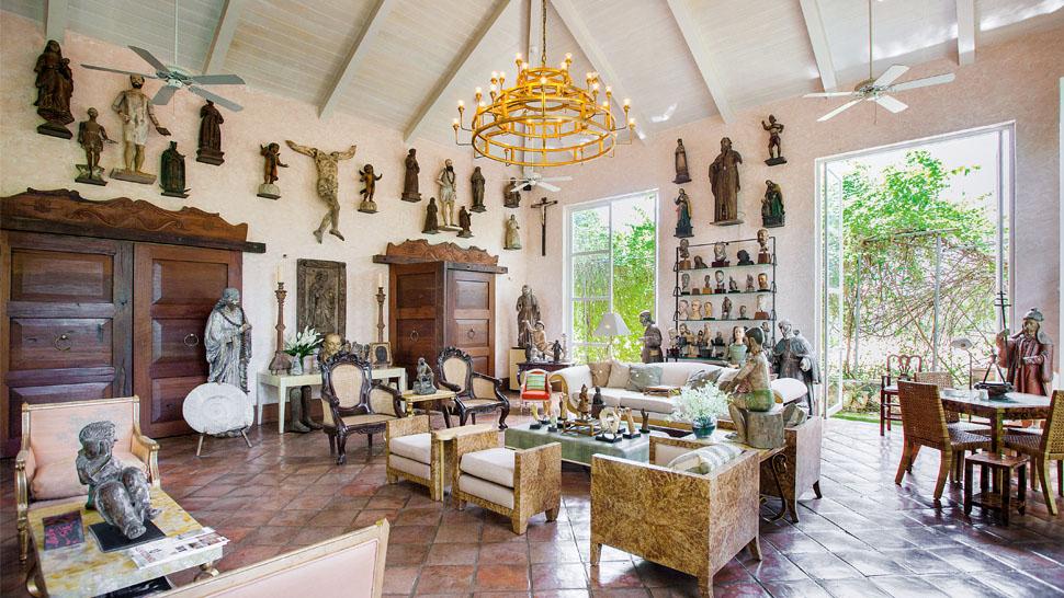 Marvelous Wanderer Furniture Designer Builds Eclectic Home In Mactan