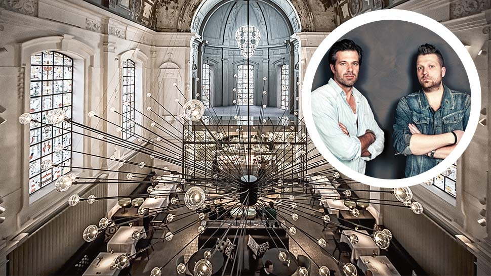 The Jane Antwerpen : Food art and design converge at this chapel turned restaurant t&c ph