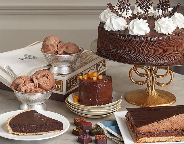 Best Dark Chocolate Cake In Manila