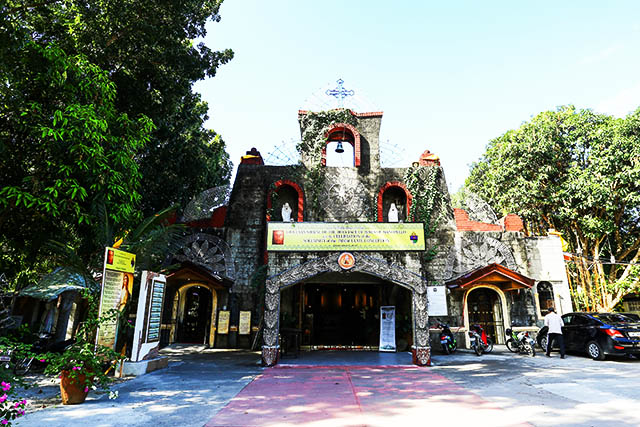This 1930s home in nueva ecija is a house of prayer dedicated to the but on december 8 the sanctuary of the holy face of jesus of manoppello in the immaculate conception parish was declared a shrine by the catholic church stopboris Images