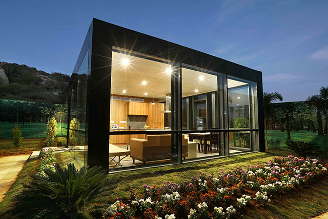 Terrific Your First Look At The Designer Prefab Homes Coming To Manila Download Free Architecture Designs Remcamadebymaigaardcom