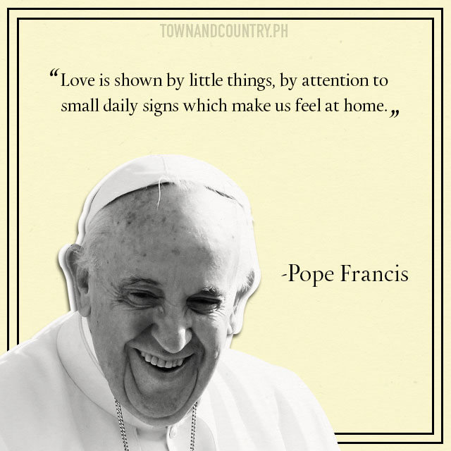 10 Quotes From Pope Francis To Help You Get Through Anything In Life