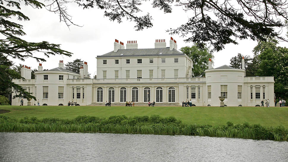 Frogmore House History and Photos - Inside Prince Harry and