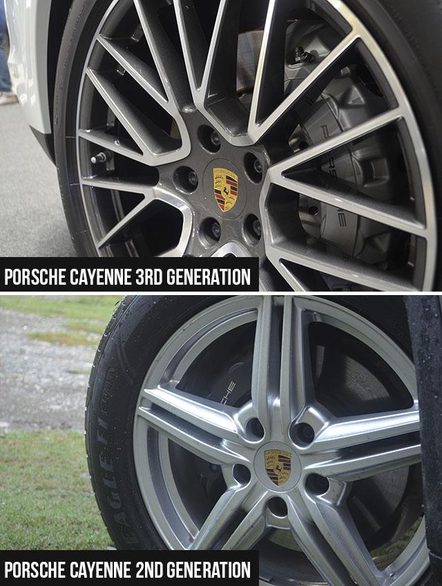 Spot The All New Porsche Cayenne Like A True Porschephile