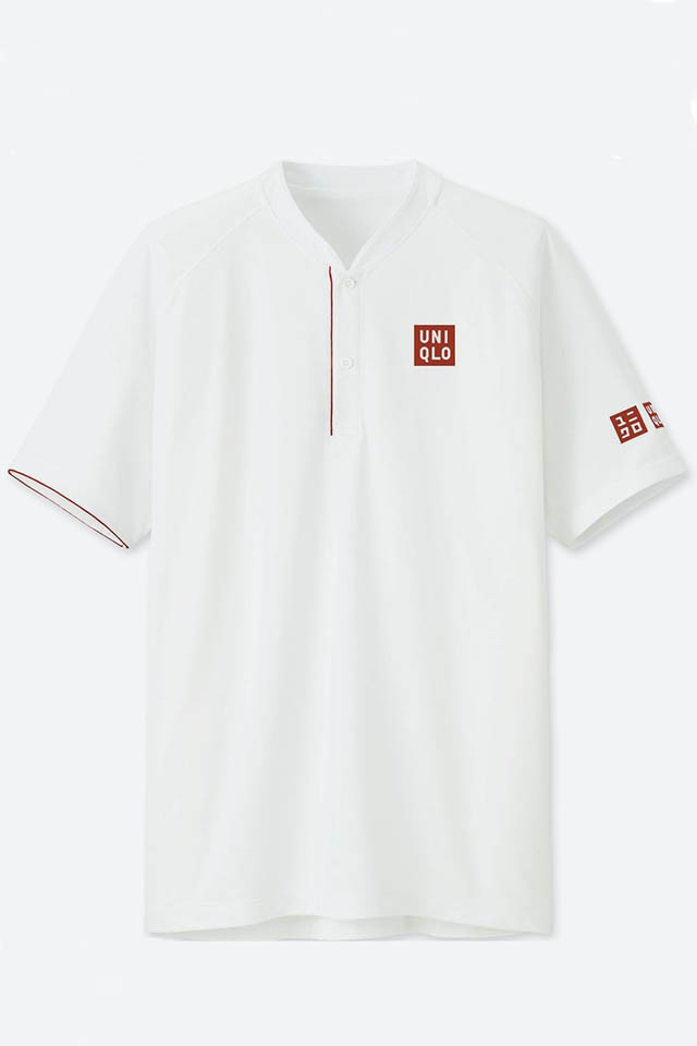 1b1ee20ac3b30 Roger Federer Uniqlo Partnership - What to Shop From Roger Federer's ...