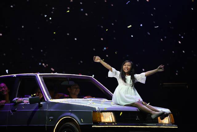 Ang Huling El Bimbo Musical Review - Gian Magdangal and Tanya
