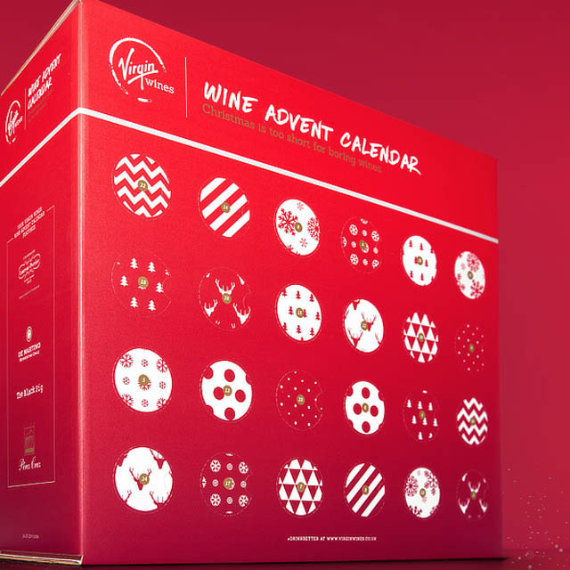 Virgin Wines Advent Calendar.10 Best Alcohol Advent Calendars For 2018