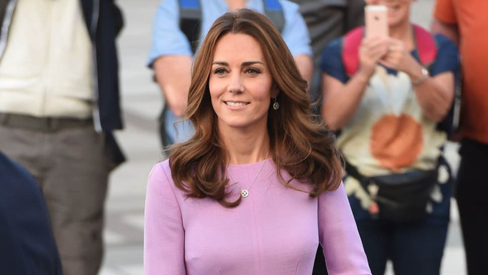 Kate Middleton Looked Lovely in Lilac at the Mental Health Summit in London f81d5a4ba