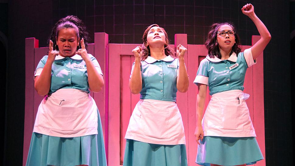 Waitress' Musical Review - Atlantis Theatrical Entertainment
