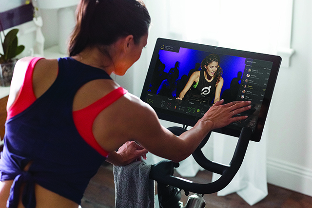 Peloton is the New Workout That Lets You Stream Spinning