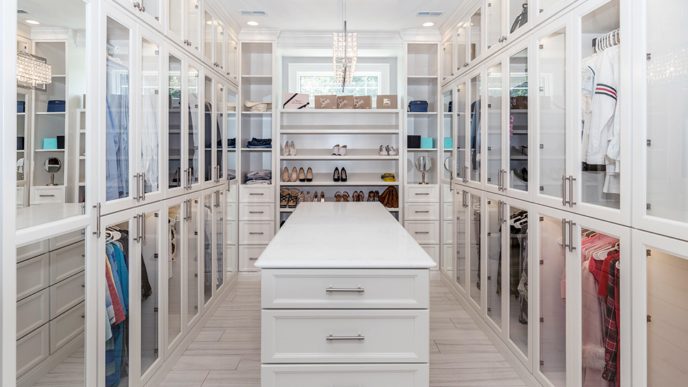Chic Walk In Closet Design Ideas How To Decorate And Style