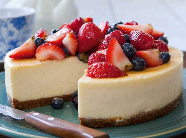 watch this is the no bake cheesecake you should try making. Black Bedroom Furniture Sets. Home Design Ideas
