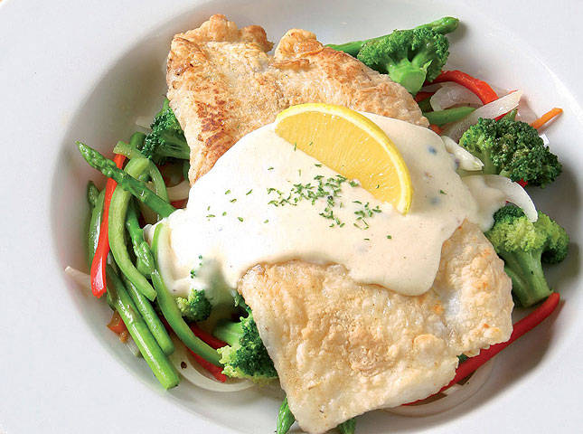 Low Carb Crispy Dory Recipe