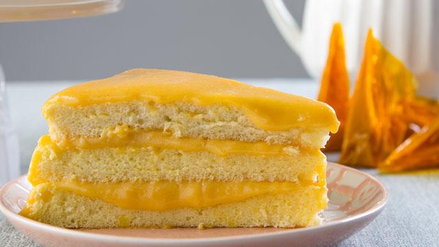 How To Make Cheese Chiffon Cake