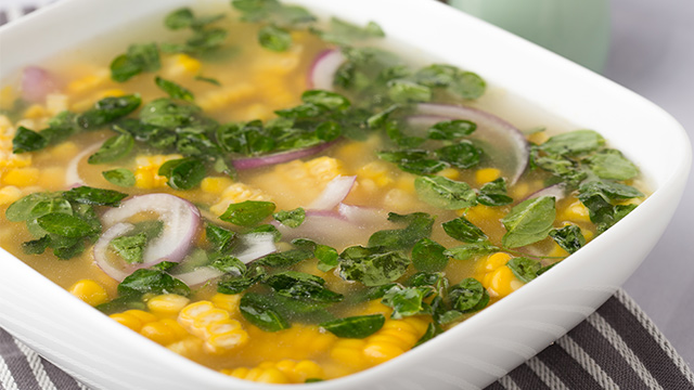 Malunggay and corn soup recipe forumfinder Choice Image