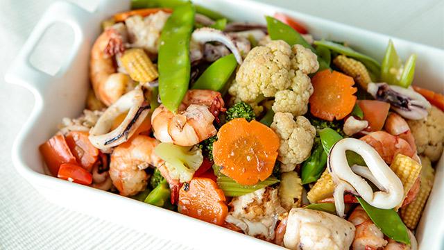 Seafood Chopsuey Recipe