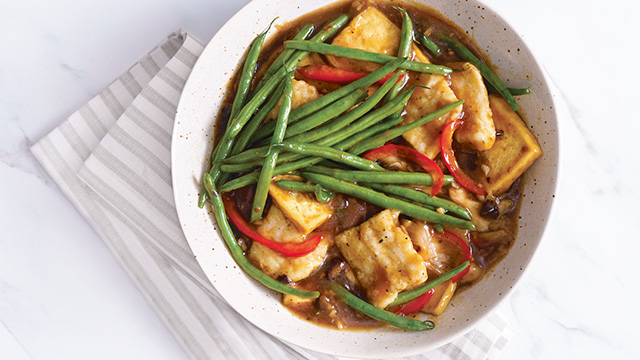 Fish and Vegetable Stir-Fry Recipe
