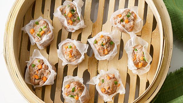 Pork and Shrimp Siomai Recipe