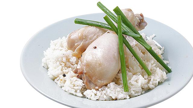 Rice Cooker Hainanese Chicken Recipe