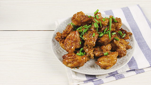 WATCH: How to Make General Tso's Chicken