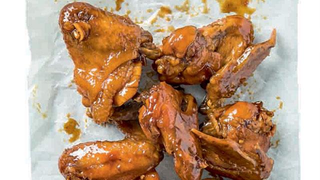 Cola Chicken Wings Recipe | Recipe | Yummy.ph
