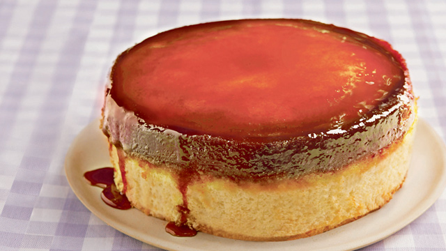 Easy Recipe For Flan Cake