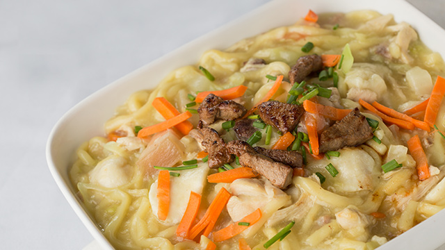 Lomi recipe how to cook lomi lomi batangas recipe this filipino chinese pancit dish is sure to make the rainy weather more bearable unlike other noodles this dish uses egg noodles which is considered to forumfinder Images