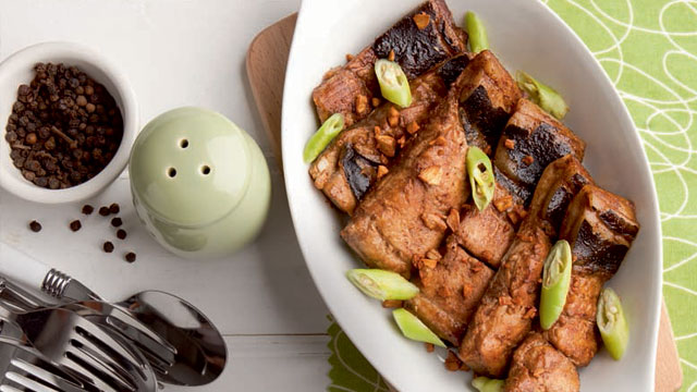 You Can Make Salpicao with Beef, Pork, Mushrooms, Chicken, and Bangus