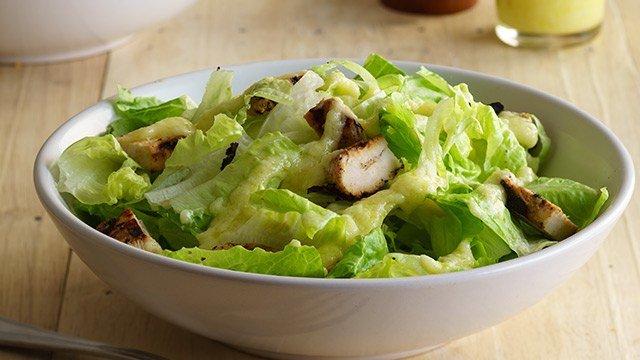 Chicken Shawarma Salad Recipe