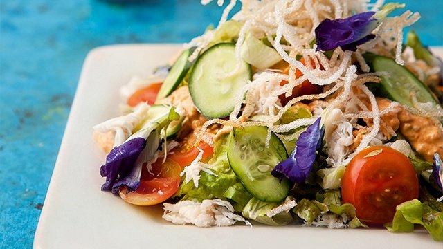 Fresh Crab Salad Recipe | Recipe | Yummy.ph