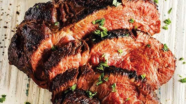 how to prepare beef steak