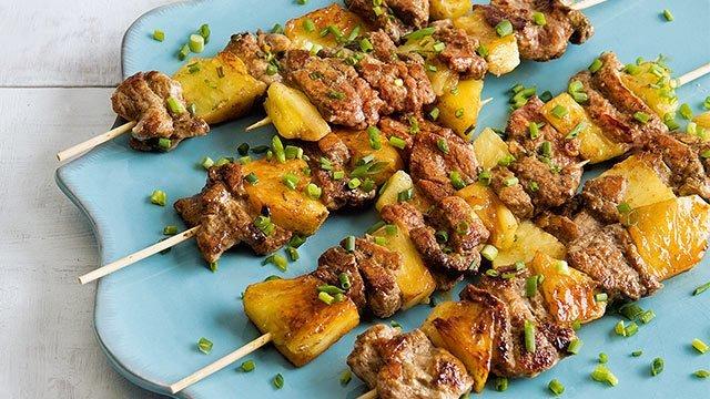 Five-Spice Pork Barbecue Recipe