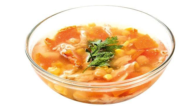 clear chicken soup recipe
