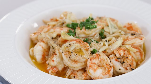 how to make buttered shrimp