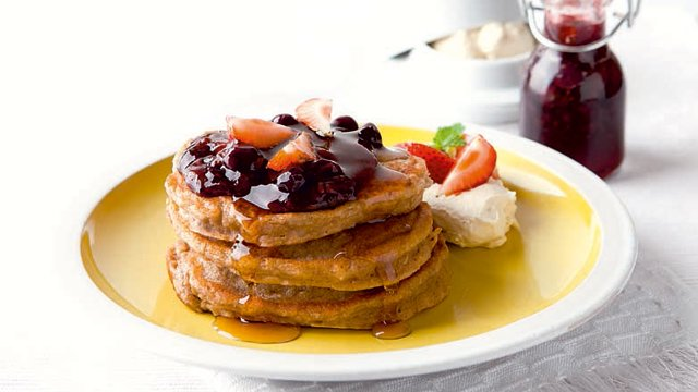 Love pancakes and carrot cake heres how you can make them healthier the holidays are all about indulging but you dont need to stay away from your favorite food with a little substitution here and there you can have your ccuart Images