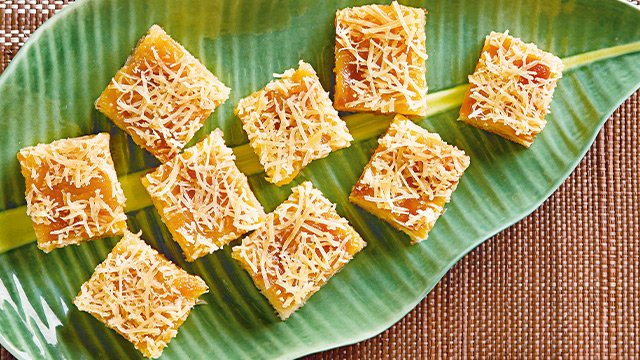 Pinoy Recipe Net Cassava Cake