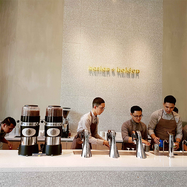 Harlan + Holden Opens Its First (Cashless) Cafe In BGC!