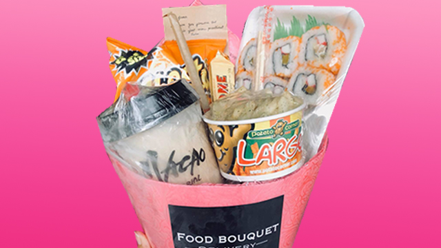 Food Bouquet Delivery Philippines Yummy Ph