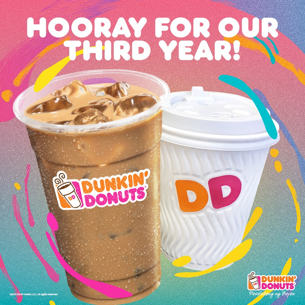Menus Dunkin Donuts Price Philippines 2019 - The Cover ...