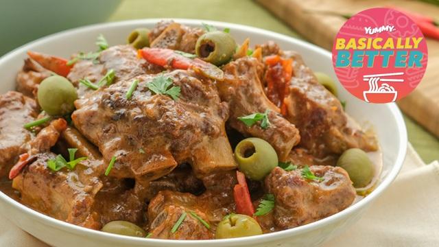 Pork Ribs Recipe Yummy Ph