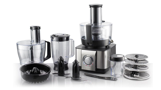 These are all the accessories that comes with your food processor.