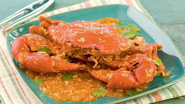 chili crab recipe
