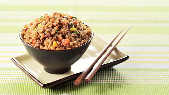 Oriental Fried Rice Recipe
