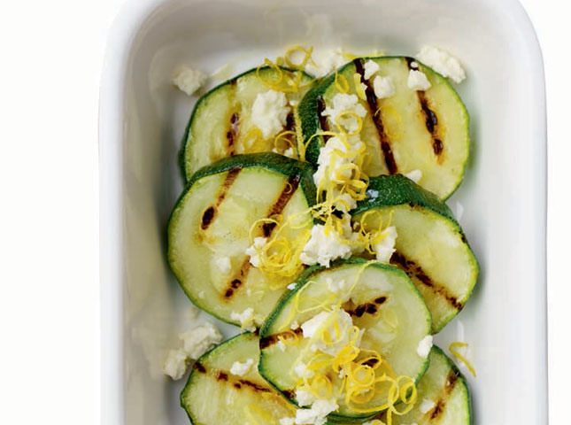 Grilled Zucchini Recipe | Recipe | Yummy.ph
